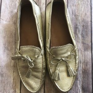 Coach Moccasin Shoes Size 10
